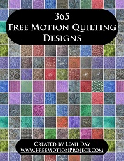 free motion quilting | quilting book