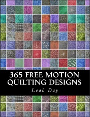 365 free motion quilting designs | quilting book