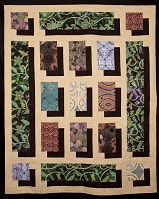 Australian Shadows Quilt Pattern