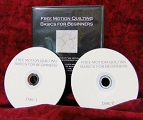 free motion quilting dvd